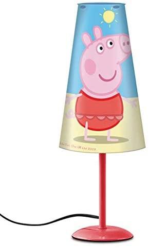 Lampa de veghe Peppa Pig,cu conectare la priza 0