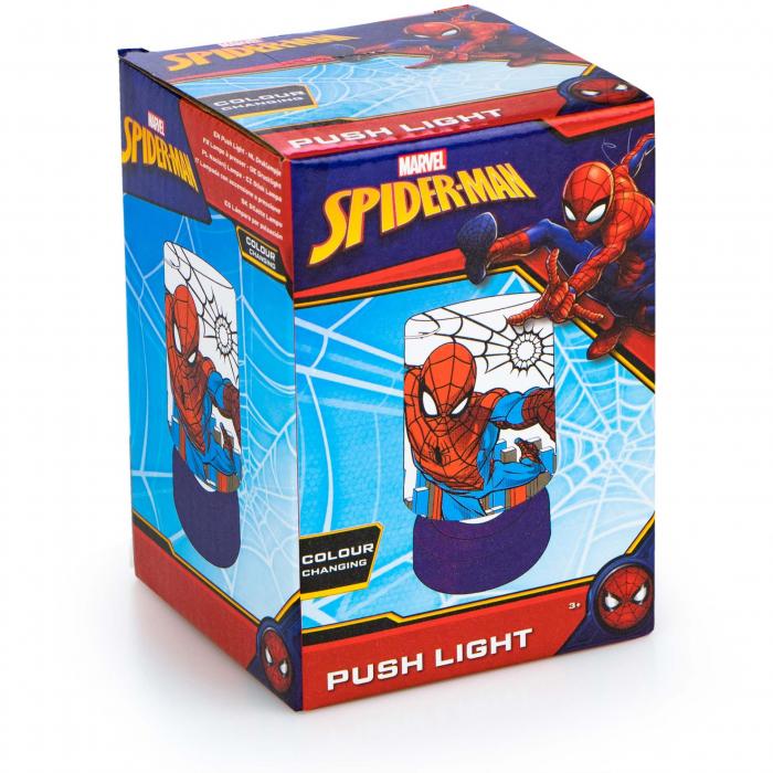 Lampa de veghe Spiderman [1]