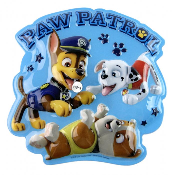 Sticker LED perete Paw Patrol [0]