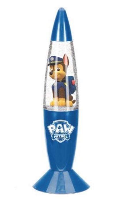 Lampa veghe Paw Patrol bleu 18 cm [0]