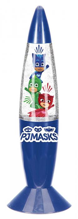 Lampa veghe PJ Masks,albastru, 18 cm 0