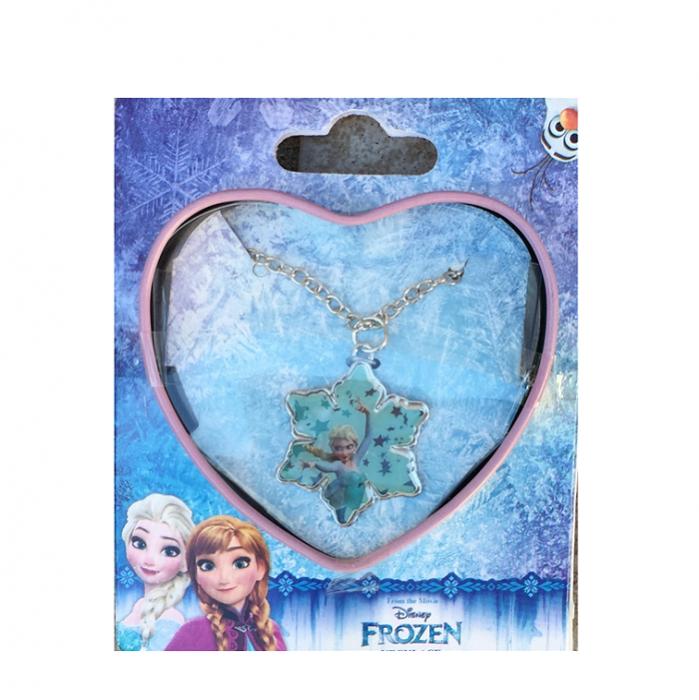 Lantisor Frozen pandantiv forma Fulg 0
