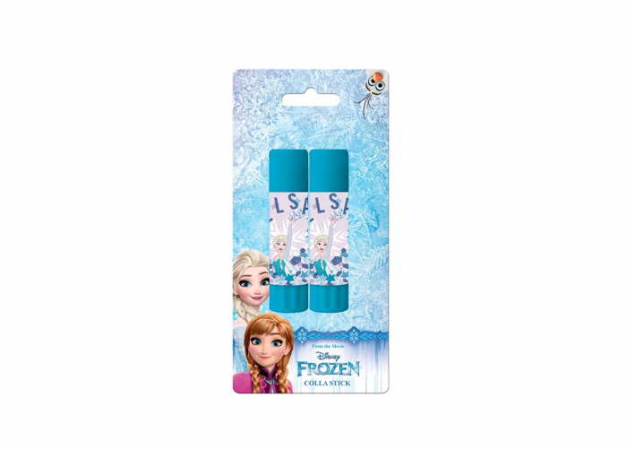 Set 2 tuburi Lipici solid, Frozen [0]