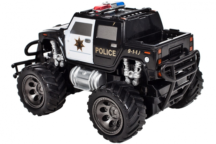 Masina de politie 17x12x11 cm [5]