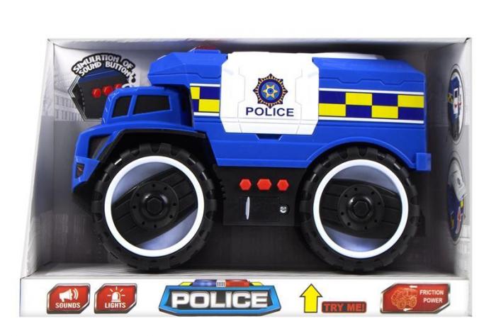 Masina de Politie cu sunet si lumini 0