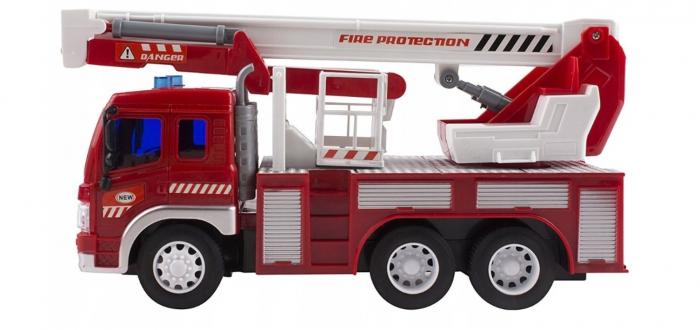 Masina de pompieri cu sunet si lumini 0