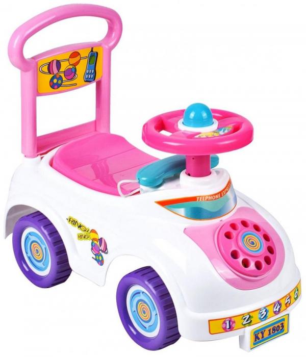 Masinuta Ride-on fara pedale [1]
