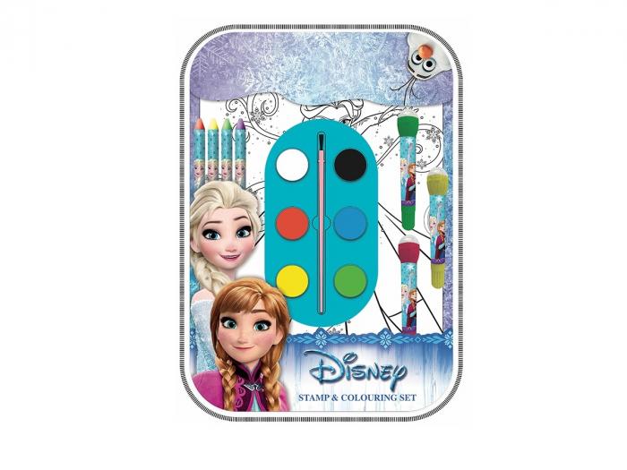 Mini trusa desen Frozen II 17 piese [2]