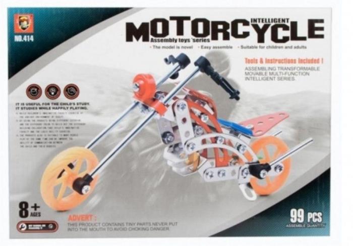 Motocicleta metal [0]