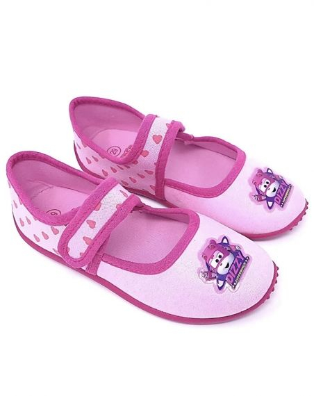 Pantofi interior roz Dizzy Super Wings M28 0