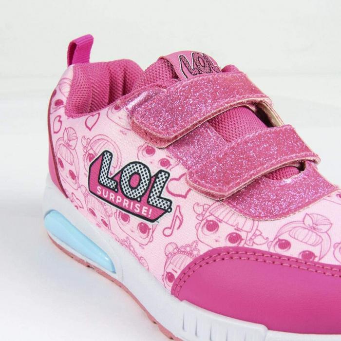 Pantofi sport cu lumini LOL [3]