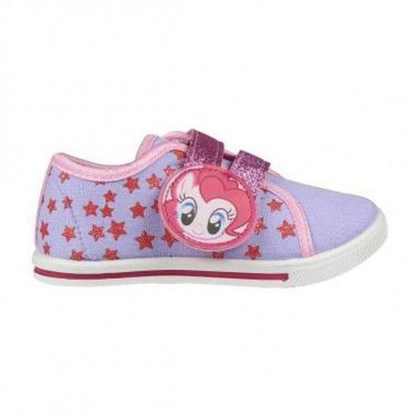 Pantofi sport My Little Pony,mov cu stelute M 24 0