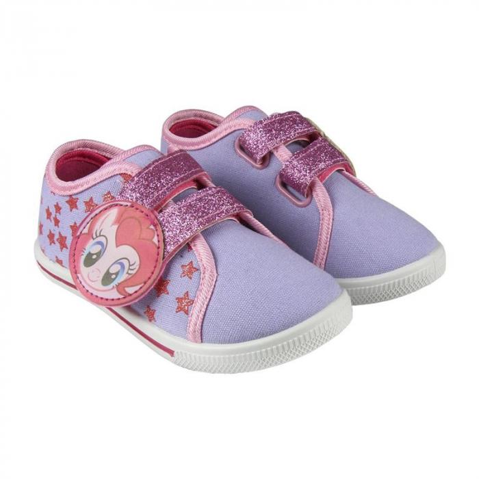 Pantofi sport My Little Pony,mov cu stelute M 24 1