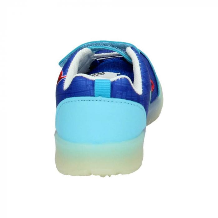 Pantofi sport PJ Masks cu LED, albastru 30 1
