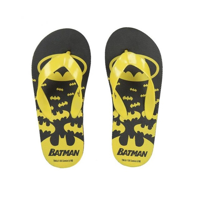 Papuci flip flop Batman 0