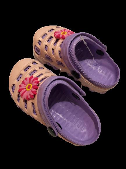 Papuci plaja clogs eva Flower [0]