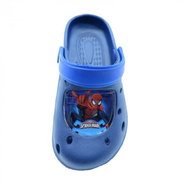 Papuci plaja clogs eva Spiderman [0]
