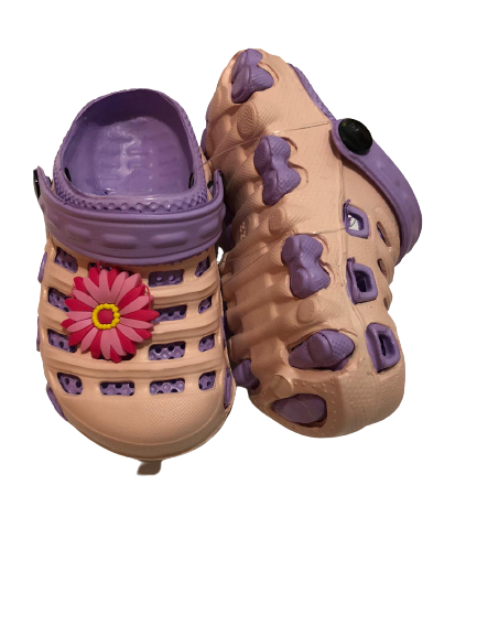 Papuci plaja clogs eva Flower [2]
