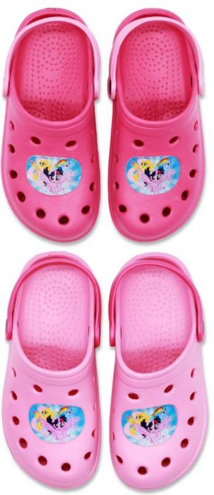 Papuci plaja clogs eva My Little Pony 0