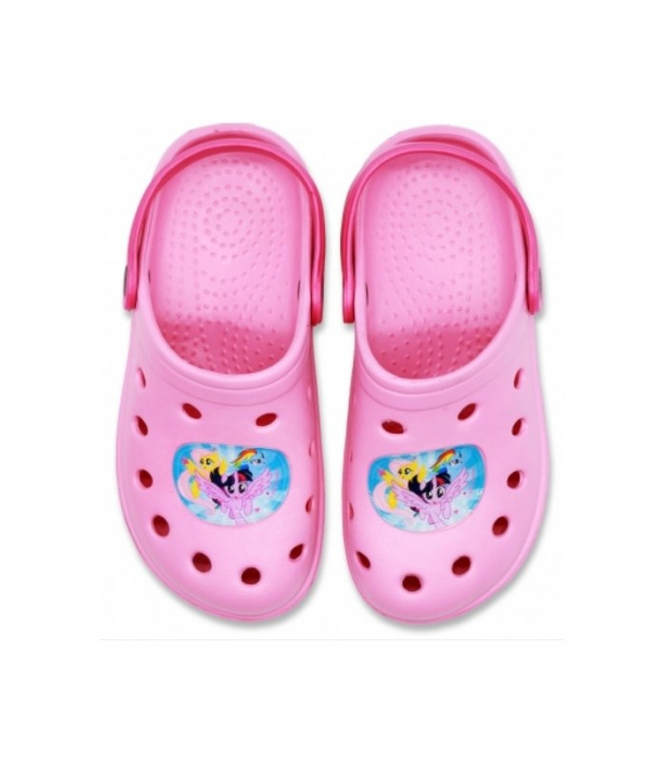 Papuci plaja clogs eva My Little Pony 1