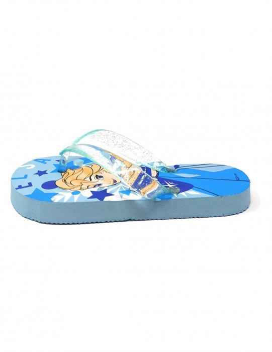 Papuci slapi flip flop Frozen 29/30 1