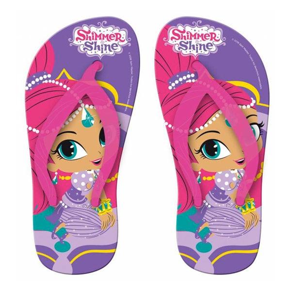 Papuci slapi flip flop Shimmer Shine 30/31 0