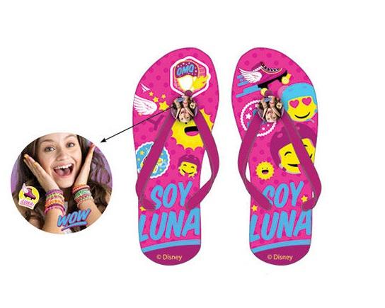 Papuci Slapi Soy Luna,28-29 1