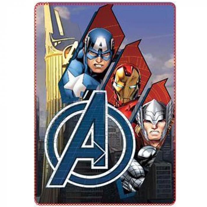 Patura Avengers 100 x 150 cm 0