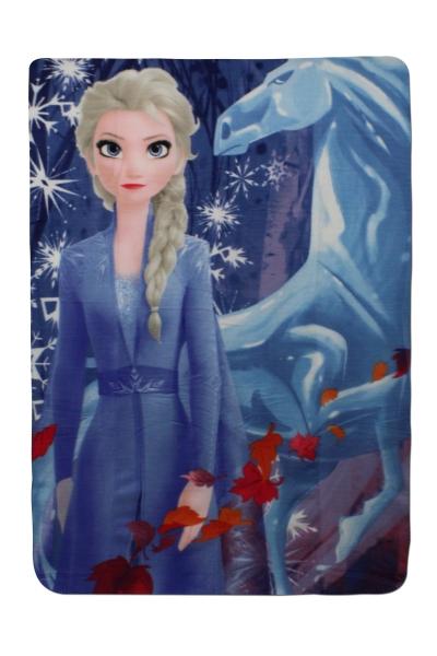 Patura Frozen II Elsa 100x150 cm 0