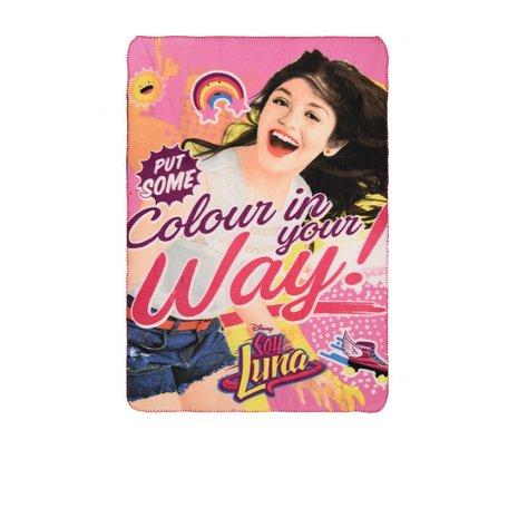 Patura Soy Luna Colour 100 x 150 cm [0]