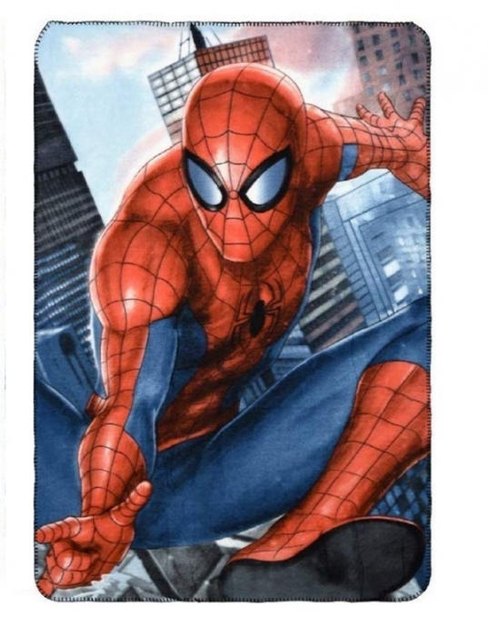 Patura Spiderman 150*100 cm 0