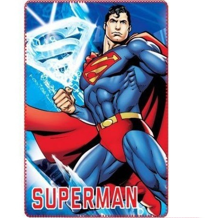 Patura Superman 100 x 150 cm [0]