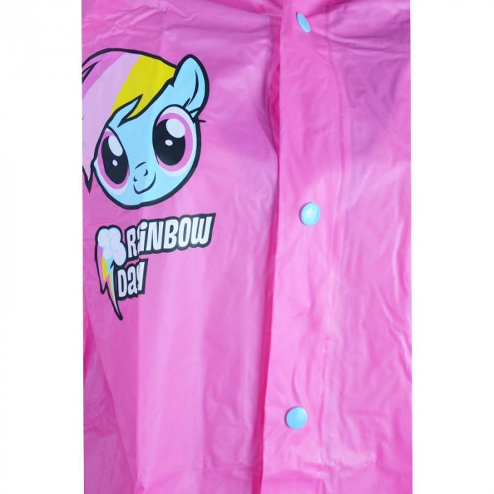 Pelerina ploaie cu gluga My Little Pony PVC [4]