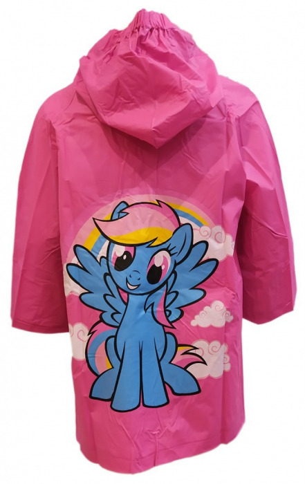 Pelerina ploaie cu gluga My Little Pony PVC [1]