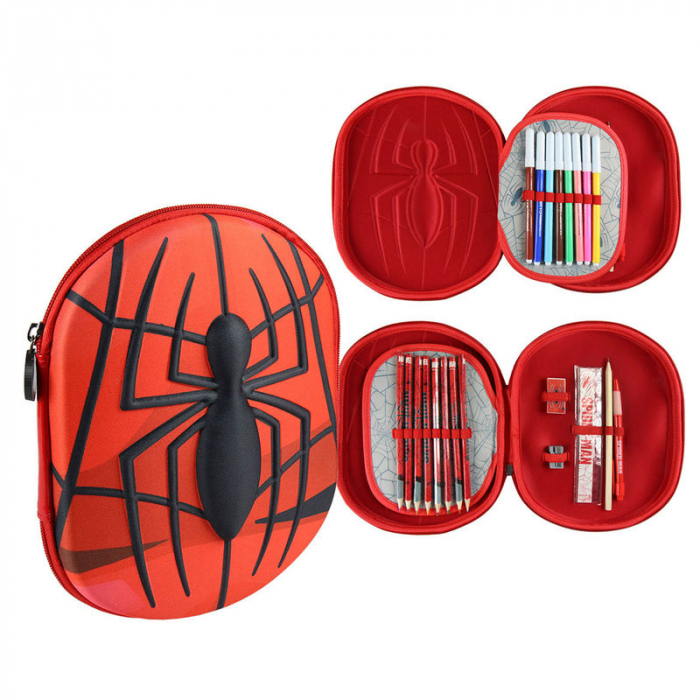 Penar 3D paianjen echipat Spiderman [6]