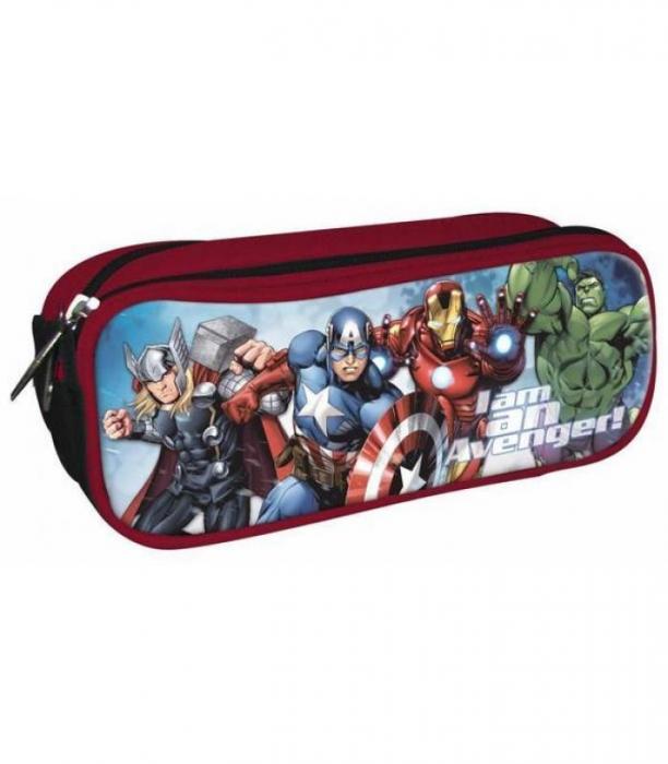 Penar Avengers 2 fermoare 22.5x8.5x7 cm [0]