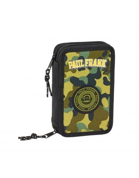 Penar echipat 2 compartimente Paul Frank army 28 piese 0