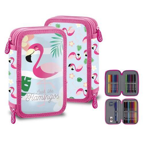 Penar Flamingo dublu echipat 13x20 cm [0]