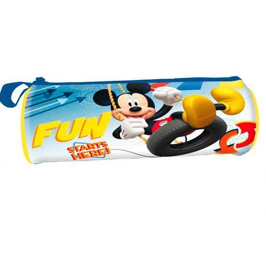 Penar Mickey cilindru 215x75 mm albastru [0]
