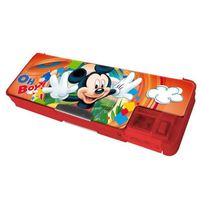 Penar plastic Mickey cu inchizatoare magnetica 0
