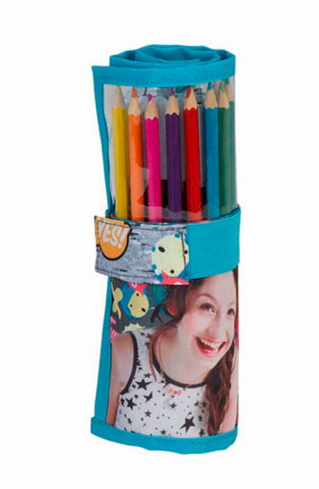 """Penar Soy Luna roll-up """"ATHLETIC"""" 27 piese [0]"""