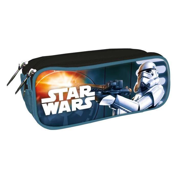 Penar Star Wars 3 compartimente 22x9x8,5 cm [0]