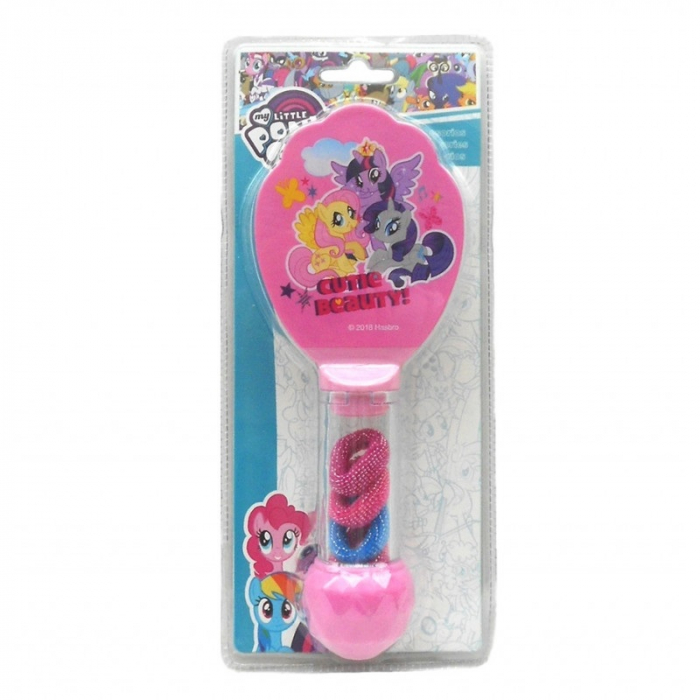 Perie de par My Little Pony+elastice par 0