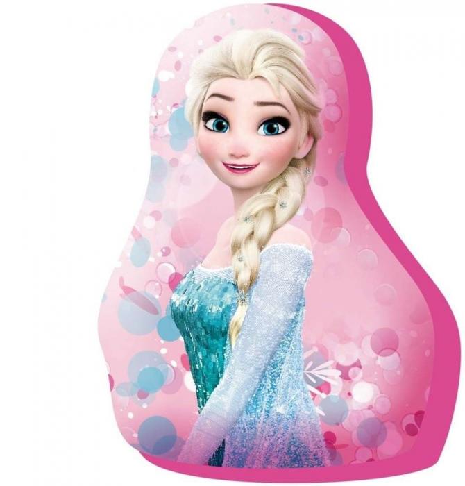 Perna catifea Frozen forma 35x26x7cm 0