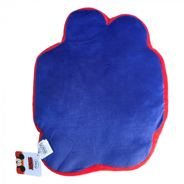 Perna catifea Mickey Mouse 35x22 cm 1