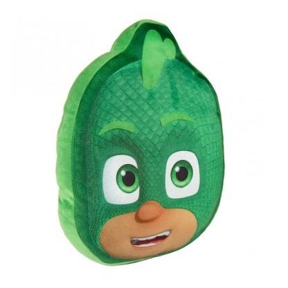 Perna catifea Sopi PJ Masks - Eroi in pijamale 37x27x7 cm 0