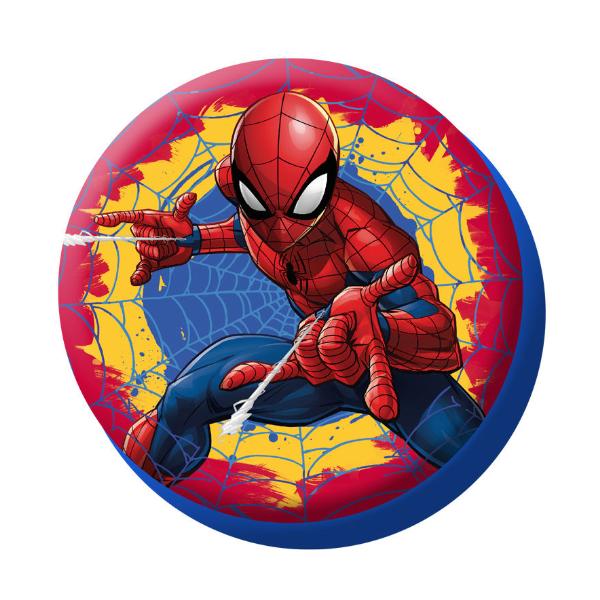 Perna catifea Spiderman rotunda 40 cm 0
