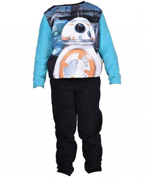 Pijama fleece maneca lunga Star Wars [0]