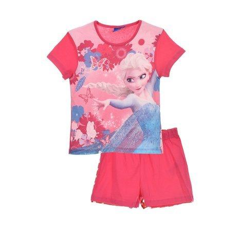 Pijama maneca scurta Frozen Disney [0]