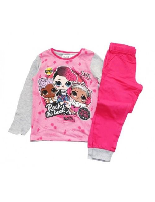 Pijama roz, Rock the beat 122 cm 0